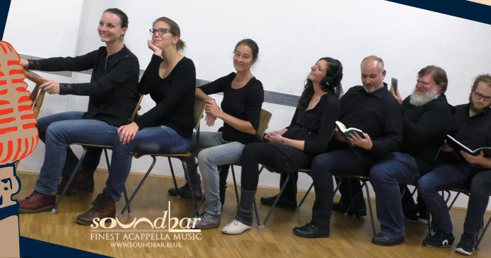 Die 8 Musiker von soundbar